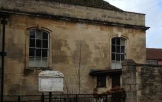 Kingsbury Hall, before refurbishment