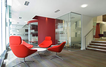 Example of an office refurbishment project