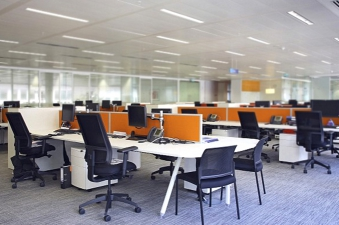 Colas Rail office fit out