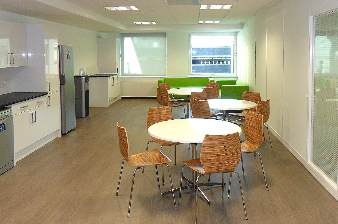 Training facility for Invensys by Procol