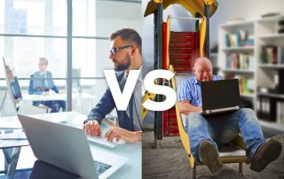 Functionality vs frivolity image