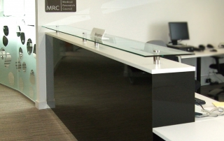 The Medical Research Council's refurbished offices