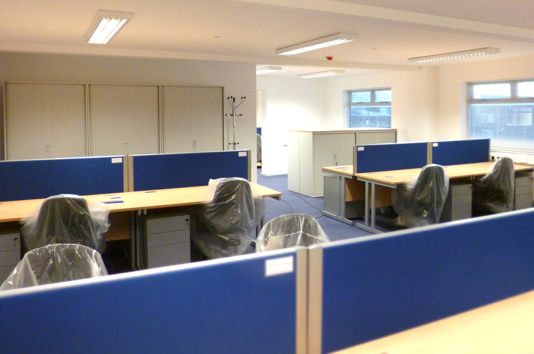 Office space for Siemens Rail