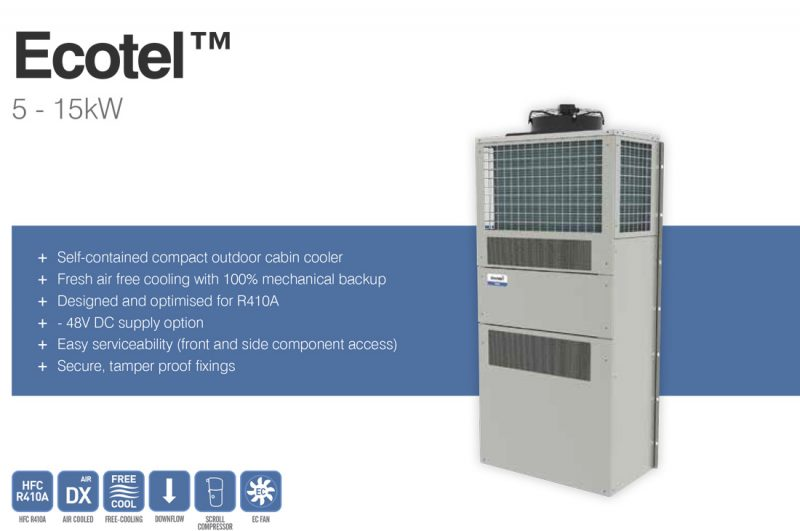 Airedale Ecotel air conditioning unit
