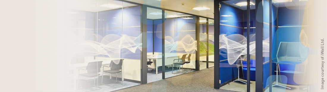Office partitioning by iWall