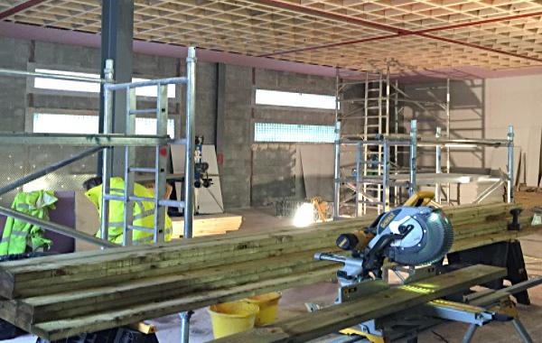 Data centre construction