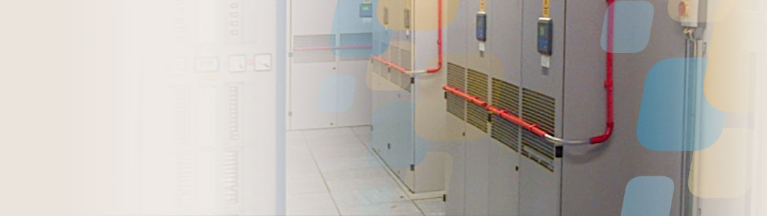 Data centre aircon system