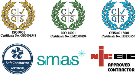 Procol's accreditations