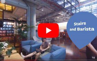 Facebook's award-winning London offices