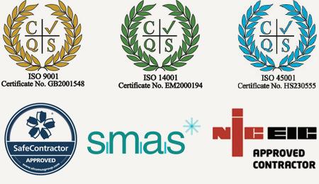Procol's accreditations